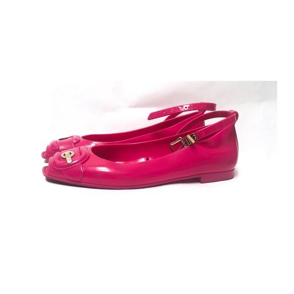 fendi shoes pink